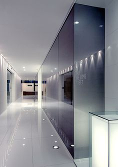Interior of the Lloyd's office in Shanghai by M Moser Associates _
