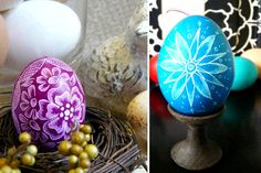 Easter Egg Dyeing and Decorating Ideas & Inspiration Cool Easter Eggs, Easter Egg Dye, Easter Party, Angry Birds, Easter Crafts, Fun Crafts, Easter Egg Designs, Diy Ostern, Egg Art
