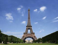 Paris-Best holiday destinations