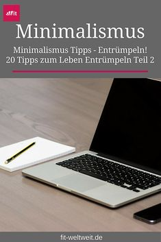 Minimalism Life Tips - 20 Tips Life Clean Up & Clear Out Minimalist Lifestyle, Minimalist Living, What Is Parenting, Health World, Self Organization, Money Plan, Savings Planner, Budget Planer, Body Love