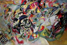 Symphony of Colors: Kandinsky at New Tretyakov Gallery | Arts and Ideas | The Moscow Times