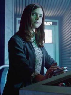 Clara Oswald - Jenna Colemann - Doctor Who, The Bells of St. John's