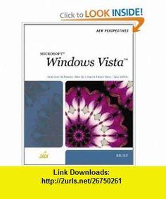 New Perspectives on Windows Vista, Brief (9781423906001) June Jamrich Parsons, Dan Oja, Joan Carey, Patrick Carey, Lisa Ruffolo , ISBN-10: 1423906004  , ISBN-13: 978-1423906001 ,  , tutorials , pdf , ebook , torrent , downloads , rapidshare , filesonic , hotfile , megaupload , fileserve
