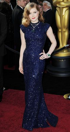 Amy Adams - Oscar 2011