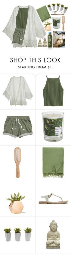 """""""[The Fray - Love Don't Die]"""" by v-luts ❤ liked on Polyvore featuring Calypso St. Barth, Maison La Bougie, Philip Kingsley, Armand Diradourian, WALL, Superdry, Nearly Natural and NOVICA"""