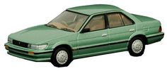 Tomica Limited Vintage NEO TLV-N16b Nissan Bluebird XE Atesa (green) by Tommy Tech