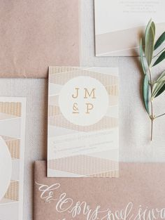 For the shape/texture/design, not my color palette. Logo by Paige Foley Design, Printing by Bella Figura