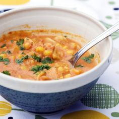 kycklingsoppa Aioli, Sous Vide, Tortellini, Naan, Wok, Cheeseburger Chowder, Gluten Free Recipes, Free Food, Soup Recipes