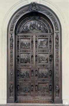 columbus doors, us capitol - The Rotunda is the heart of the U. The Columbus Doors, is . Main Entrance, Entrance Doors, Doorway, Grand Entrance, Front Doors, Cool Doors, Unique Doors, Door Knockers, Door Knobs