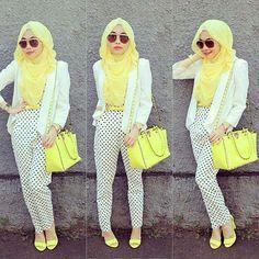 #Jumpsuit #Muslimah #style