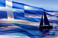 sailing in greece Greece Flag, Happy March, Greek Culture, Athens Greece, Paros, Ancient Greece, Greek Islands, Far Away, Cool Pictures