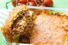Eine herrliche Low Carb Lasagne frei von Nudeln und demnach Kohlenhydraten. Mit gutem Gewissen Lasagne genießen - klingt gut oder?