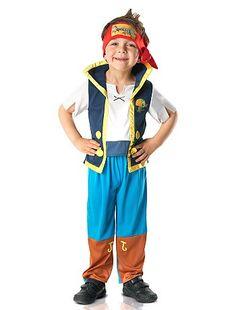 Déguisement de 'Disney jake et les pirates'