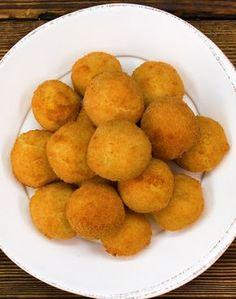 Kartoffel-Käse-Bällchen