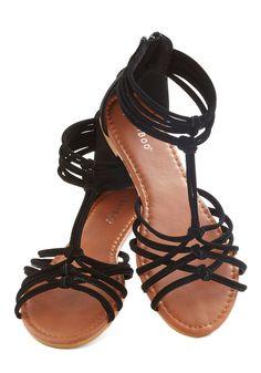 Couldn't Be Strappier Sandal | Mod Retro Vintage Sandals | ModCloth.com