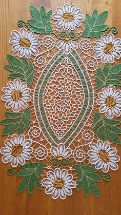Best 10 Photos and Videos – SkillOfKing. Russian Crochet, Crochet Art, Filet Crochet, Irish Crochet, Crochet Flowers, Crochet Patterns, Romanian Lace, Lace Art, Point Lace