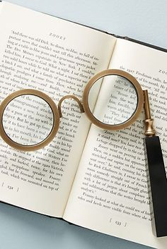 Antiqued Spectacles