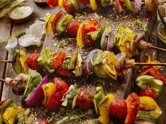 Zöldségnyárs recept - Recept   Femina