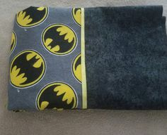 Check out this item in my Etsy shop https://www.etsy.com/listing/456434744/batman-pillowcase