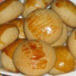 biscoitos de erva doce