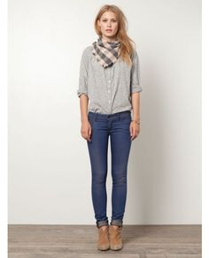 Maison Scotch - La Parisienne skinny jeans