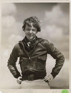 Amelia Earhart: Image and Icon | International Center of Photography