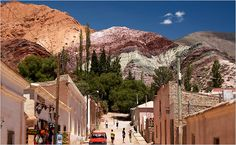 Cosmopolitan culture meets age-old traditions in Jujuy.