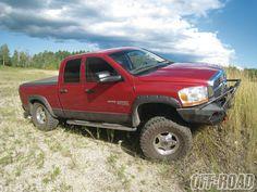 2006 dodge ram 2500 off road | Off Road Readers Rides February 2012 2006 Dodge Ram 2500 Photo 2
