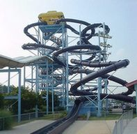 Myrtle beach water park.  #MYRDreamVacation