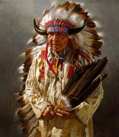 Artwork by Alfredo Rodriguez !! [ gorgeous works ]   Indigenous People ...