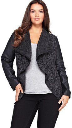 Plus Size Fashion for Women: Autumn Jackets wrap-up. So many great picks here!