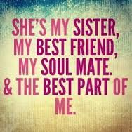 Sister My Best Friend Quotes Sister Quotes Funny, Best Friend Quotes, Best Friends, Funny Quotes, Sister Poems, Sister Sayings, Sister Cards, Brother Sister Quotes, Husband Quotes