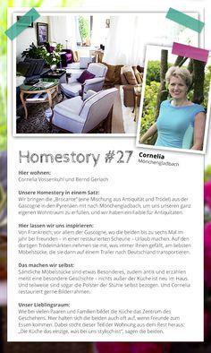 Die zweite Homestory unserer Top 5 für das Reisegewinnspiel ist jetzt bei Homestory.de online. Verteilt Herzchen, Likes und Pins an Cornelia, wenn sie diejenige ist, die ihr nach Meran schicken wollt! Hier, auf Homestory.de oder bei Facebook.  #Homestory #Home #Interior