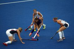 Luciana Aymar - Olympics Day 4 - Hockey