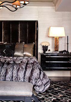Kardashian bedroom
