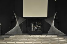 Strung Out | Church Stage Design Ideas