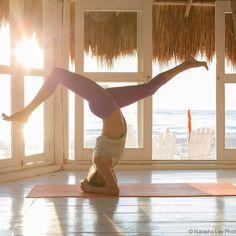 headstand #yoga