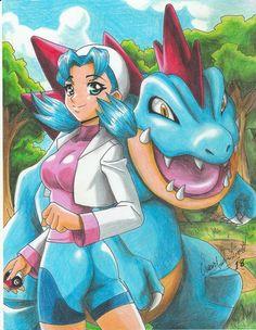 Pokemon Fan Art, Pokemon Stuff, Pokemon Waifu, Divas, Digital Art, Princess Zelda, Manga, Female