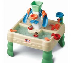 Fun In The Sun: Little Tikes Sandy Lagoon Waterpark Review and Giveaway (US)