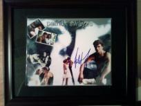 PATRICK SWAYZE Signed 8x10 framed & matted photo (Dirty Dancing) http://yardsellr.com/yardsale/Erik-Marx-416944
