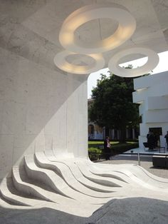 Zero by Snohetta a marble cube installation for Internis Mutant Architecture exhibition at Milan 201 - Google Search