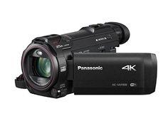 Panasonic HC-VXF999 4K Camcorder (4K25p, Full HD 50p Video, opt. Sucher, 20x opt. Zoom, opt. Bildstabilisator 5 Achsen, HDR Video) schwarz - http://kameras-kaufen.de/panasonic/panasonic-hc-vxf999-4k-camcorder-4k25p-full-hd-50p