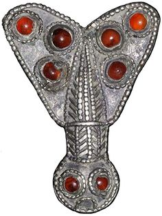 Viking Jewelry, Ancient Jewelry, Ancient Vikings, Metal Clay, Bronze, History, Hungary, Silver, Gold
