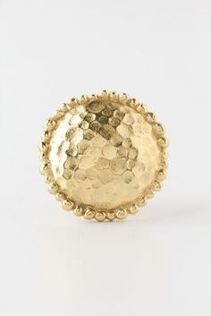 Gold Knob: Anthropologie | Abowlfullofsimple.com Drawer Knobs, Cabinet Knobs,  Door Knobs