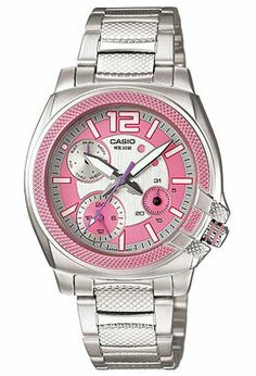 Casio Women's LTP1320D-4AV Silver Stainless-Steel Quartz Watch with Silver Dial Casio. Save 15 Off!. $84.96. 32mm Case Diameter. Quartz Movement. 50 Meters / 165 Feet / 5 ATM Water Resistant. Mineral Crystal