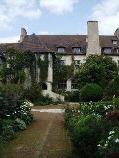 Le bois des Moutiers, Haute-Normandie, France