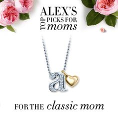 #MothersDay is almost here! Celebrate a special #mom with one of Alex's top picks! #alexwoo #littleicons #putaminionit http://bit.ly/1DItFRN