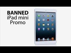 iPad mini parody ad.