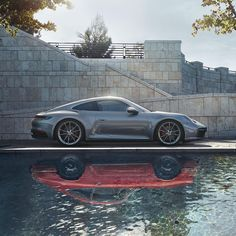 New Porsche 911 Carrera S New Porsche, Porsche Cars, Bugatti, Lamborghini, Ferrari, Car In The World, Mazda, Exotic Cars, Cars And Motorcycles