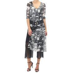 Lace Shell Dress #catwalk